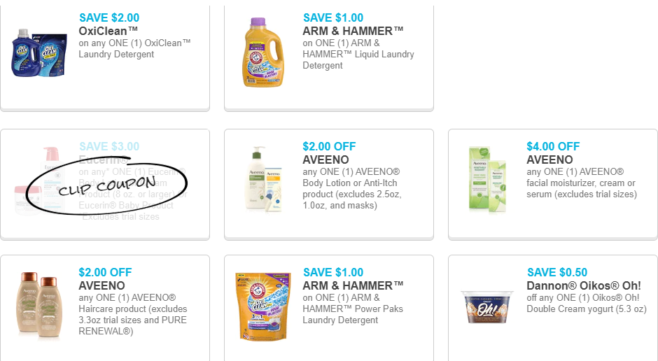 Mypoints grocery coupons