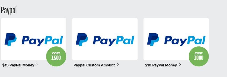 Prizerebel PayPal cash