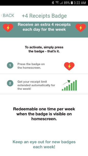 Coinout bonus badges