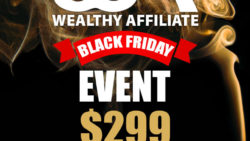 Wealthy Affiliate Black Friday