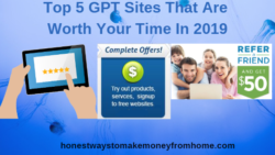 Top 5 GPT Sites