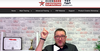 Clickbank superstar member's area